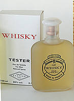 Whisky туалетная вода для мужчин 100 мл.тестер
