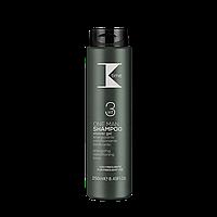 K-time мужской шампунь гель 3в1 250мл