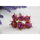 Тюльпаны ,  розово - фиолетовые     60 шт
