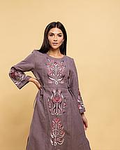 Платье вышиванка с орнаментом Тиса, фото 2