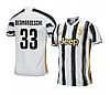 Футбольная форма Ювентус Bernardeschi (FC Juventus) 2020-2021 Домашняя Детская