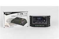 Контроллер для солнечных установок Solar controller 10A  (солар контроллер 10 А), фото 1