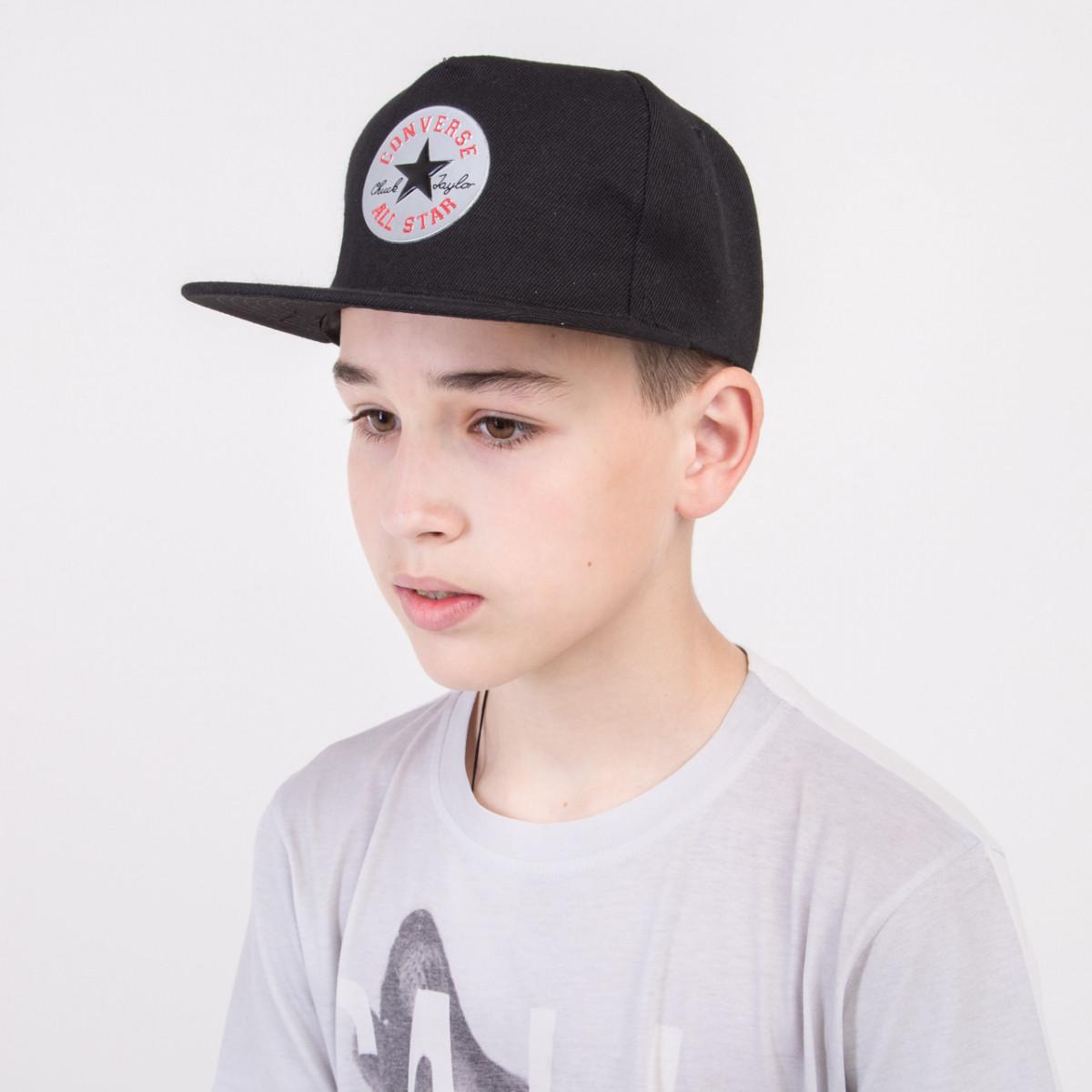 Стильная кепка Snapback для мальчика оптом - Star - 82018-55