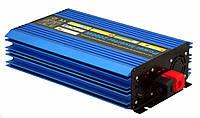 Инвертор 12V 2000Вт чистая синусоида преобразователь напряжения