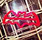 Висічка для пряників у вигляді кажана та павучка до св. Хеллоуіну, фото 2