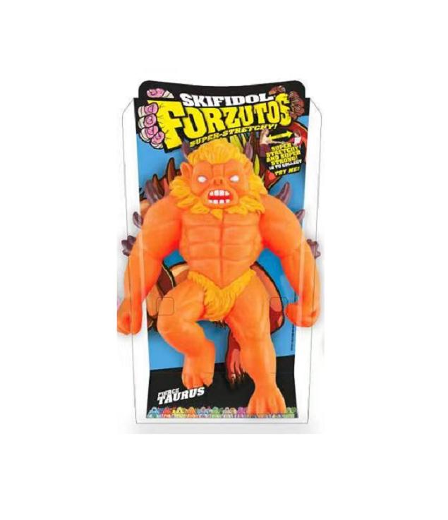 "Игрушка-тянучка SKIFIDOL-FORZUTOS ""Форзутос, fierce TAURUS"", FORZ1-04"