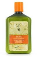 CHI Olive Nutrient Therapy Conditioner Кондиционер на основе натурального шелка,750 мл.