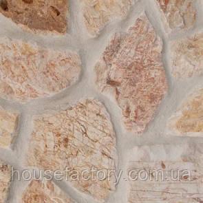 Кварцит Akrolithos Rock Face Yellow