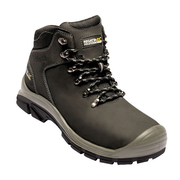 Ботинки Regatta Hardwear Peakdale Hiker Черный (TRK114_800_40)