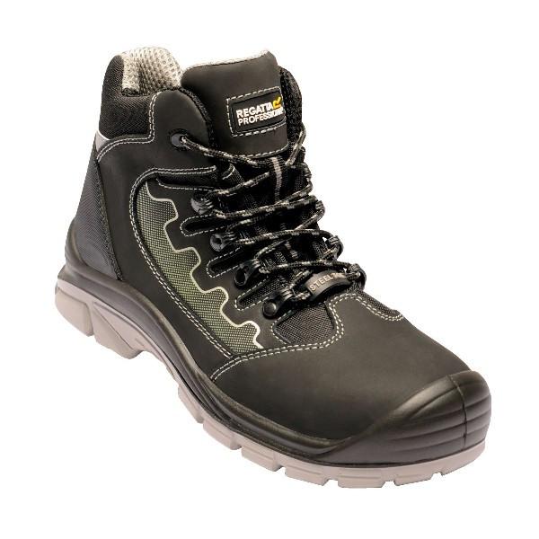 Ботинки  Regatta Hardwear  Region Hiker  черно-серый