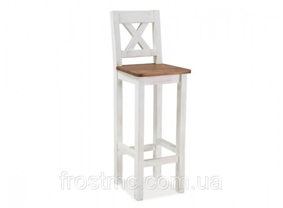 Барный стул Poprad H-1 sosna belenaya