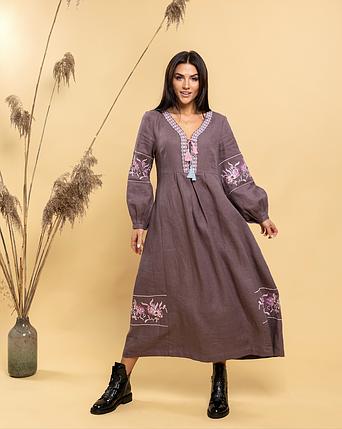 Женские платье вышиванка Барвы, фото 2
