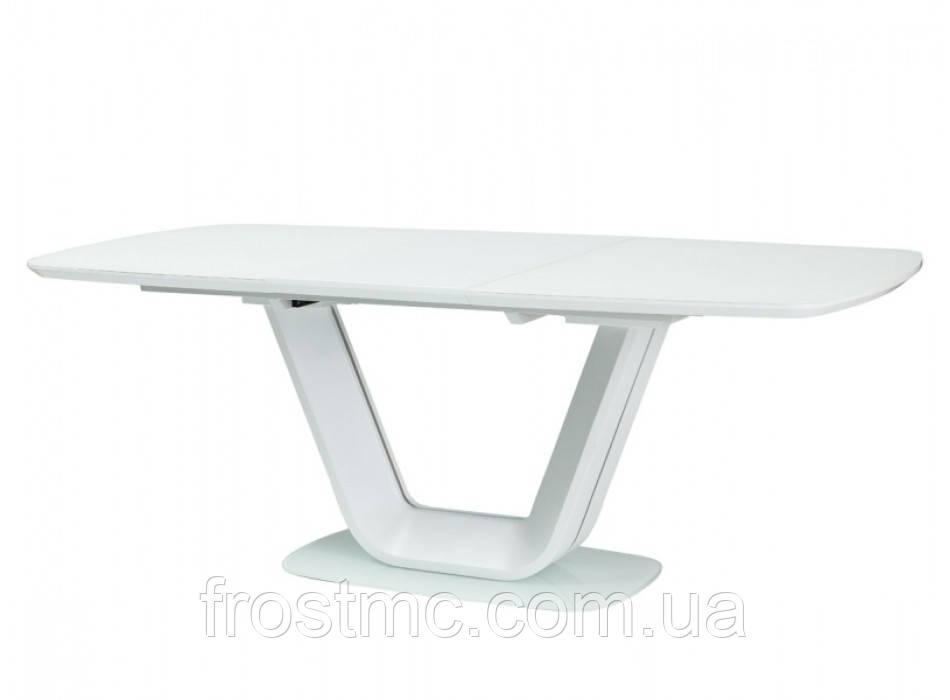 Стол Armani white (160x90)