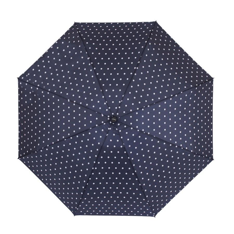 Зонт складной de esse механический Синий