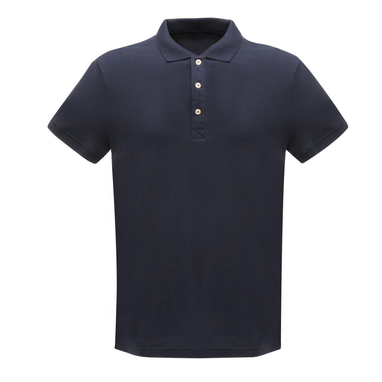 Поло Regatta Cls Cotton Polo M темно-синий (TRS145_540_M)