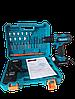 Шуруповерт Makita 550 DWE (24V, 5.0AH) с набором. Аккумуляторный шуруповёрт Макита, дрель шуруповерт, фото 4