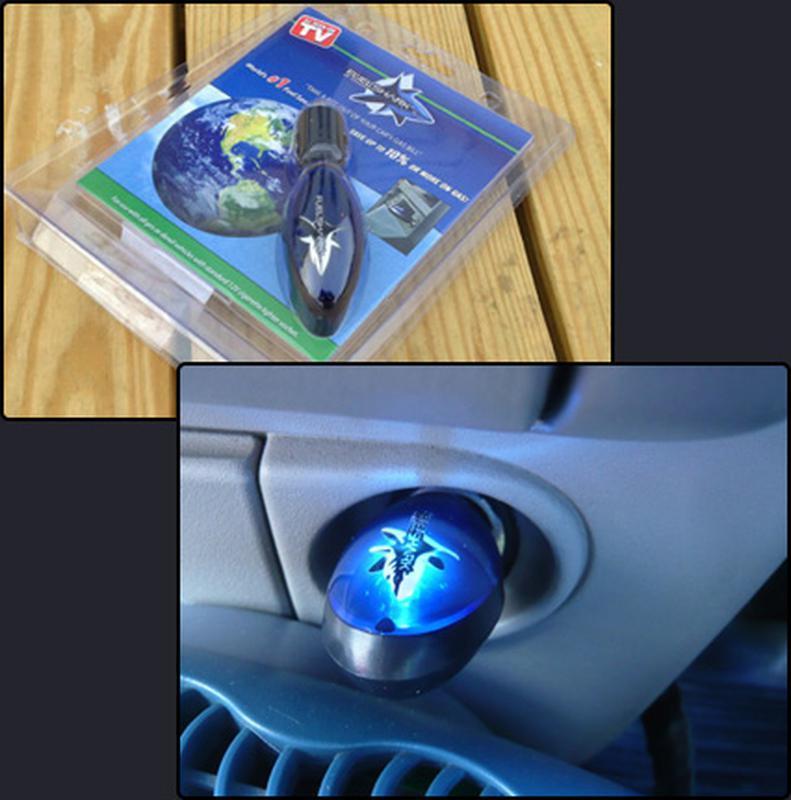 Автомобильный экономайзер топлива и АКБ Fuel Shark TV Shop
