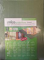Подложка Тихий Ход Steico (Egen) хвойная 3 мм