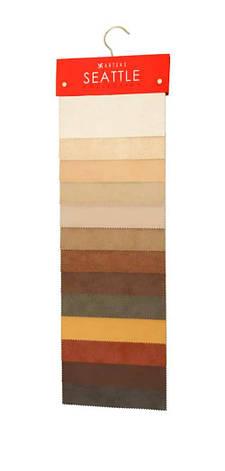 Ткань искусственная кожа Seattle от Arteks, фото 2