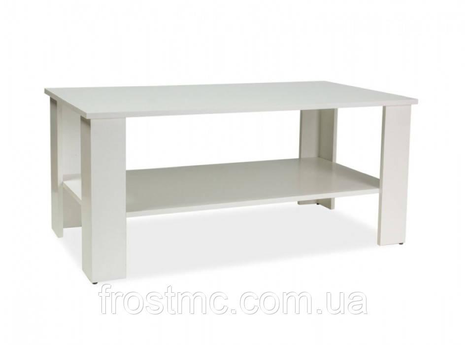 Журнальний столик Ariel white