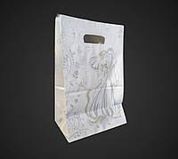 Белый Свадебный пакет на каравай