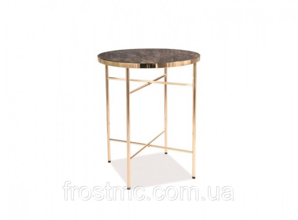 Журнальный столик Ibiza C gold