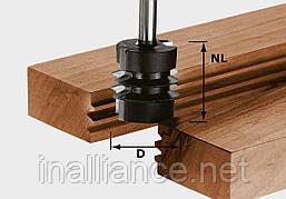 Фреза для сращивания HW S8 D34/NL32 хвостовик 8 мм Festool 491034