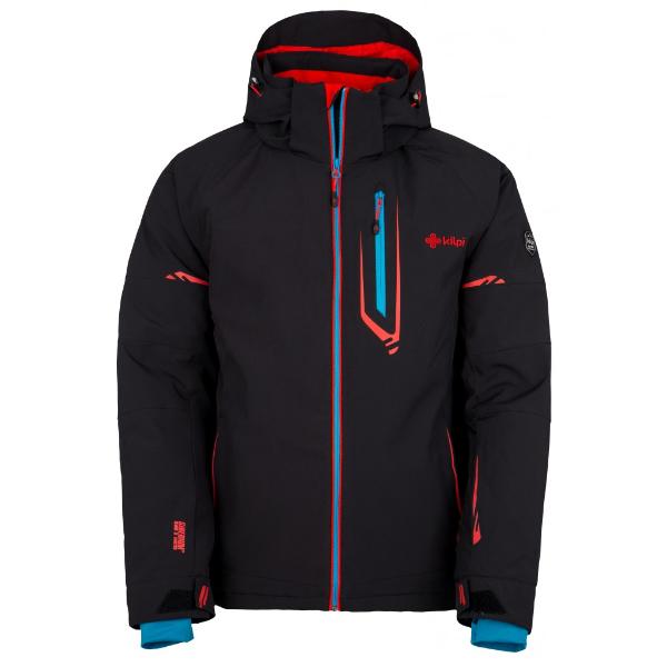 Куртка горнолыжная  Kilpi  URAN-M  черный  S