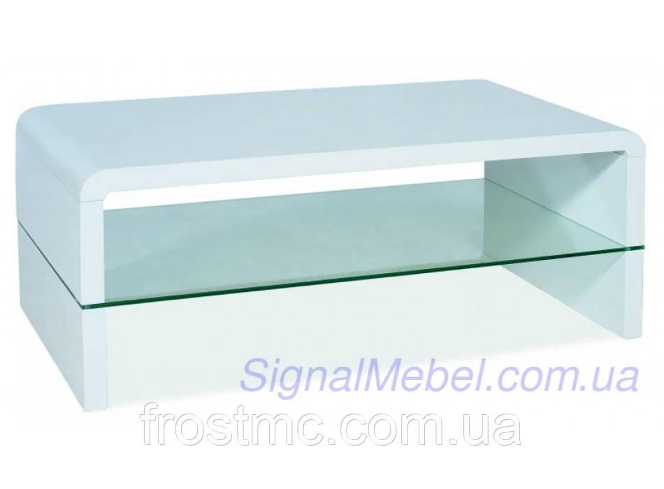 Журнальный столик Rica white