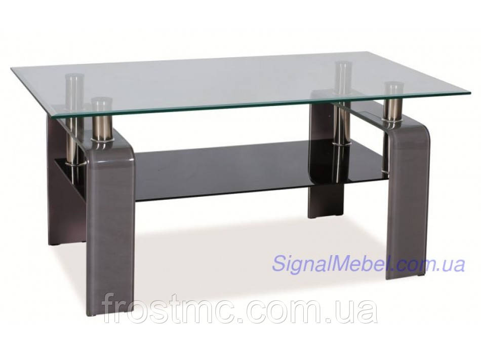 Журнальный столик Stella gray