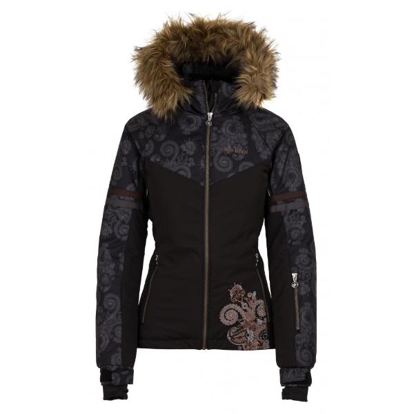 Горнолыжная куртка  Kilpi  LENA-W черный  40