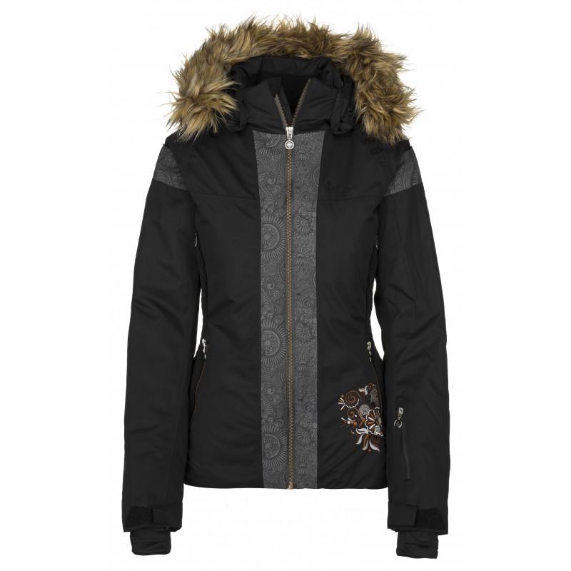 Куртка г/л Kilpi DELIA-W черный 38