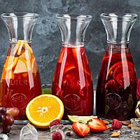 Стеклянный графин для вина и лимонада Pasabahce Bacchus 1,0 л