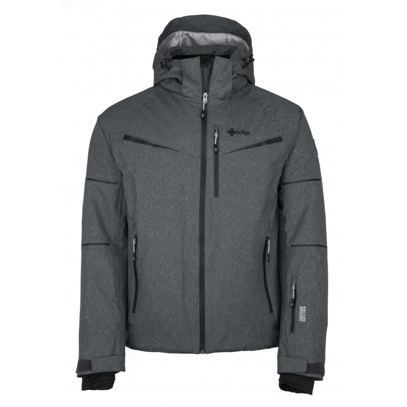 Куртка г/л Kilpi MARTIN-M серый XXL