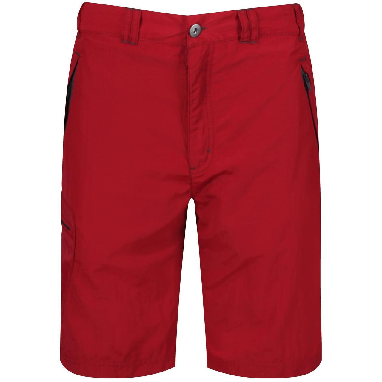 Шорты Regatta Leesville Short Красный (RMJ173_649_48)