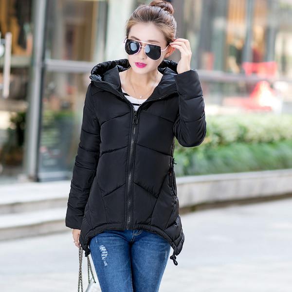 Куртка женская весна осень черная с углами 2018 - Интернет магазин женской  и детской одежды b57490f2876