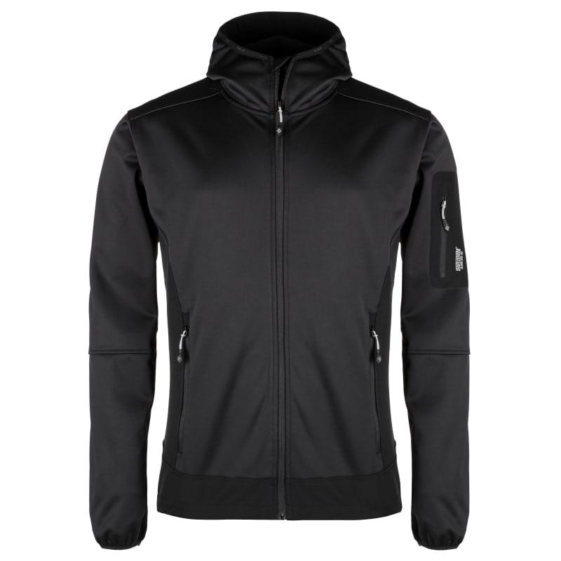 Куртка софтшелл Kilpi FORDINO-M черный M