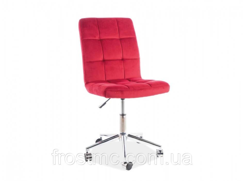 Кресло Q-020 Velvet bordo