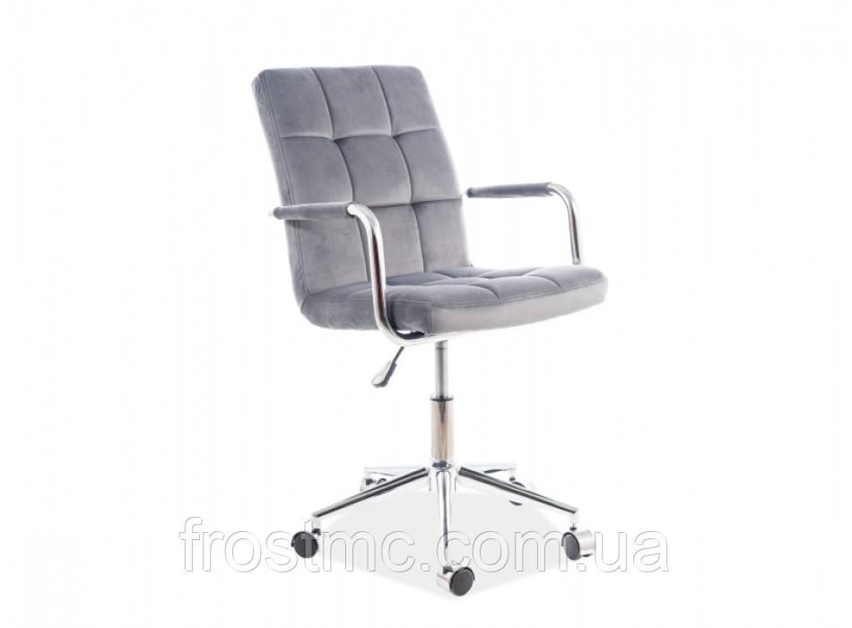 Кресло Q-022 Velvet gray