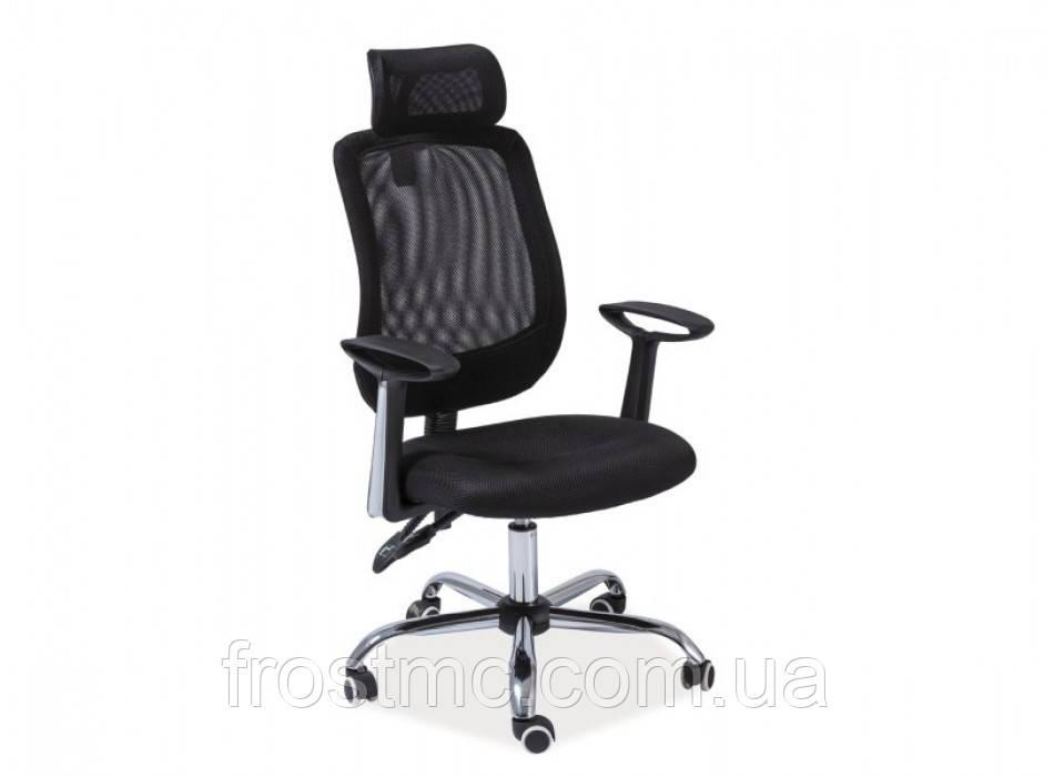 Кресло Q-118 black