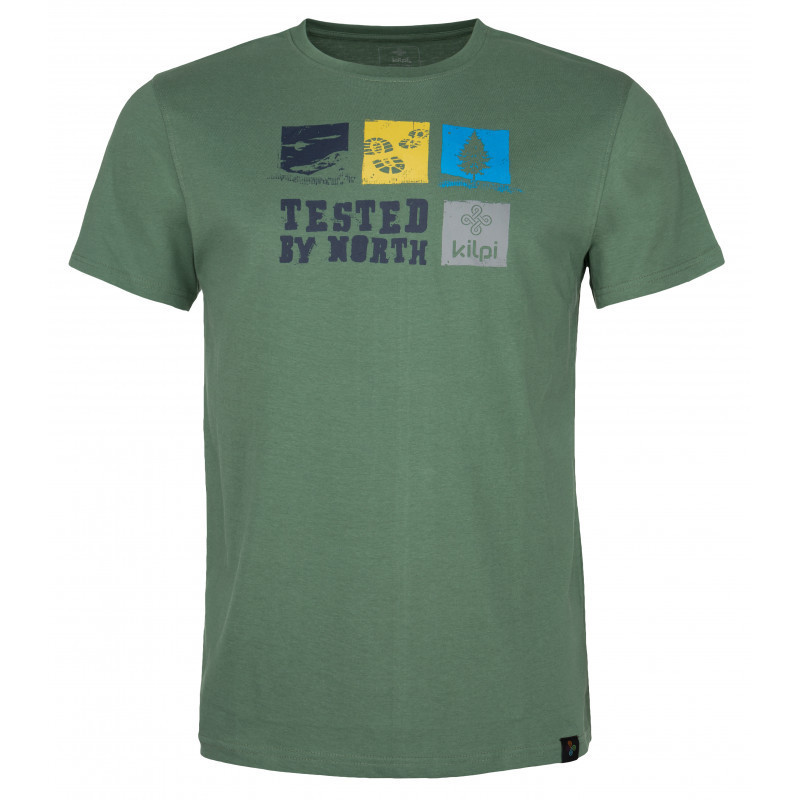 Футболка Kilpi TOBY-M зеленый XL