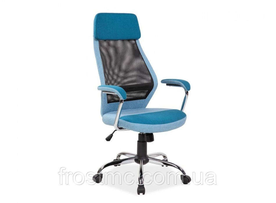 Кресло Q-336 blue