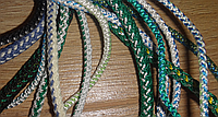 Шнур полипропиленовый бытовой вязаный 3мм