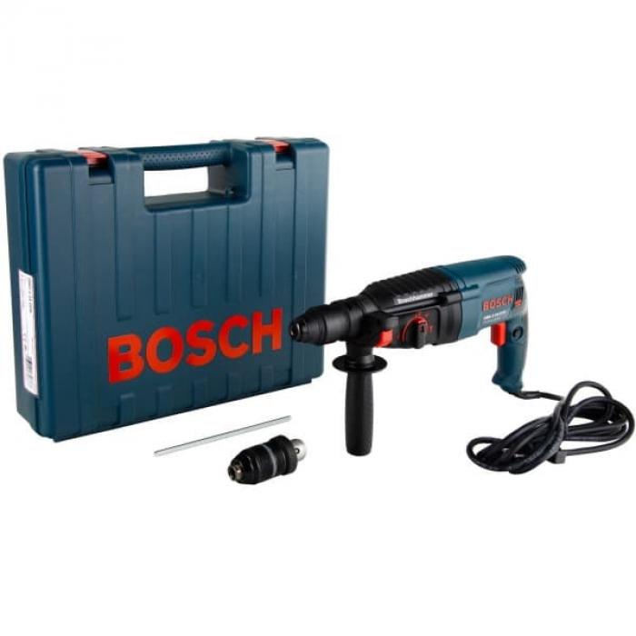 Перфоратор BOSCH GBH 2-26 DFR (800 Вт, 2.7 Дж) Профессиональный перфоратор Бош