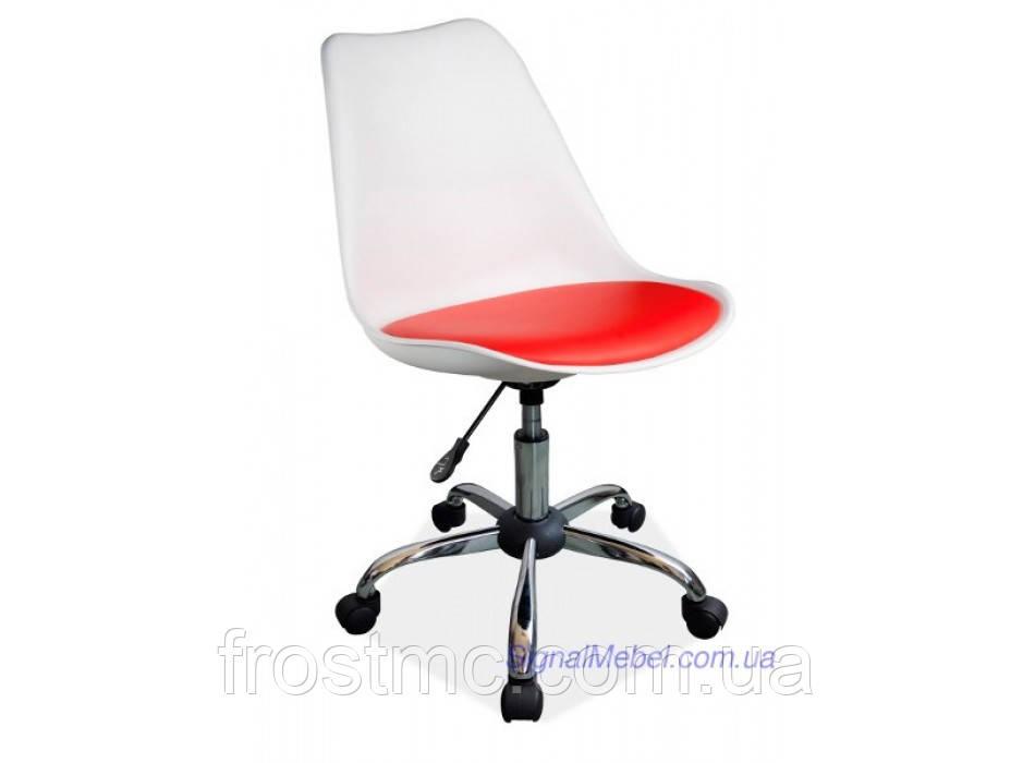 Кресло Q-777 white-red