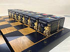 Набор чая в подарок Ричард Шахматы в пирамидках 32 шт., фото 3