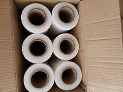 Купити пакувальну стрейч плівку в рулонах (прозора, чорна) в Харкові