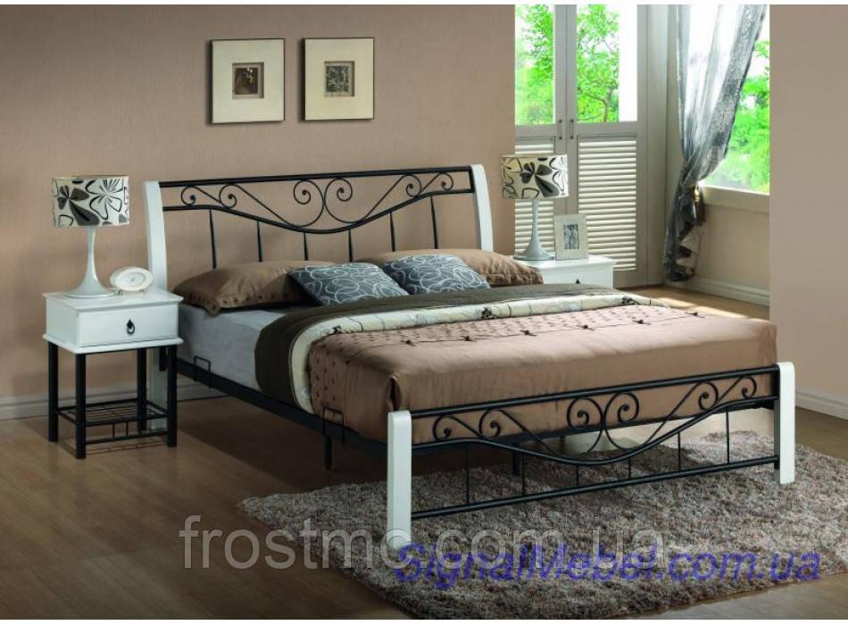 Кровать Parma 160 white