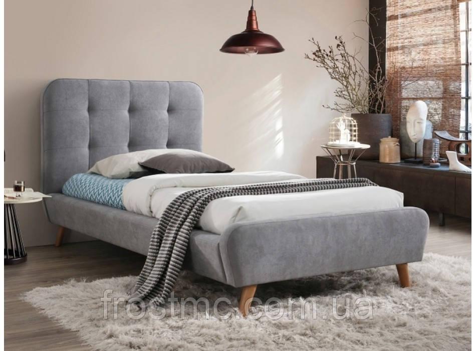 Кровать Tiffany 90 gray
