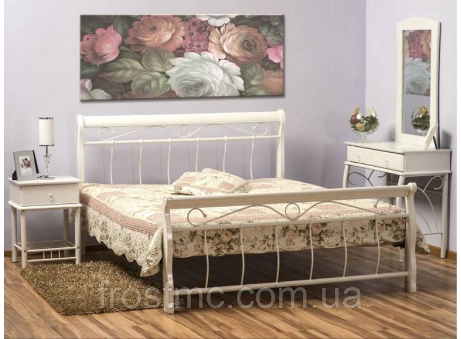 Кровать Venecja 120 white